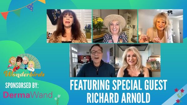 Saturday Special - Richard Arnold is back in the nest for a Saturday Morning chat!