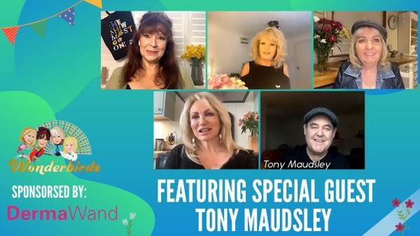 Episode 147 - Tony Maudsley joins The WonderBirds nest for a mid week catch up!