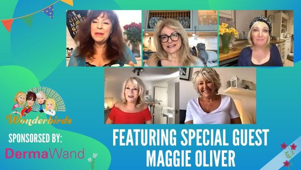 Maggie Oliver drops in to The WonderBirds' nest for a catch up!